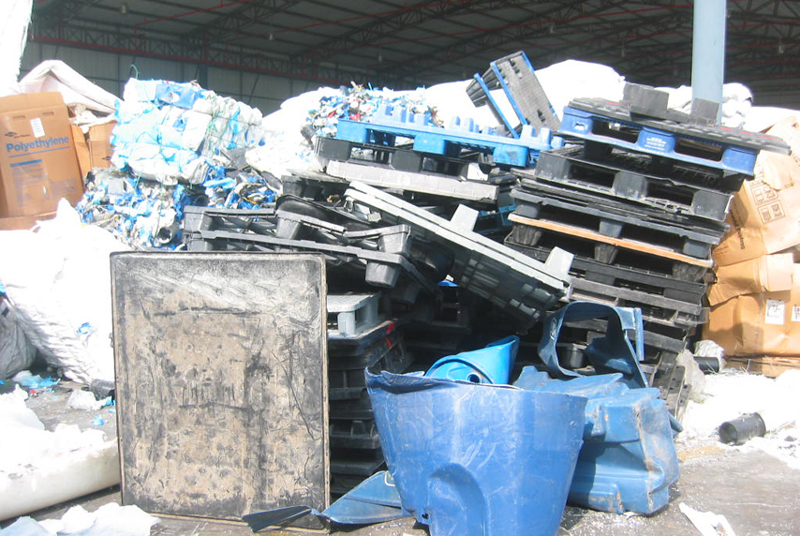 南京废旧塑料回收