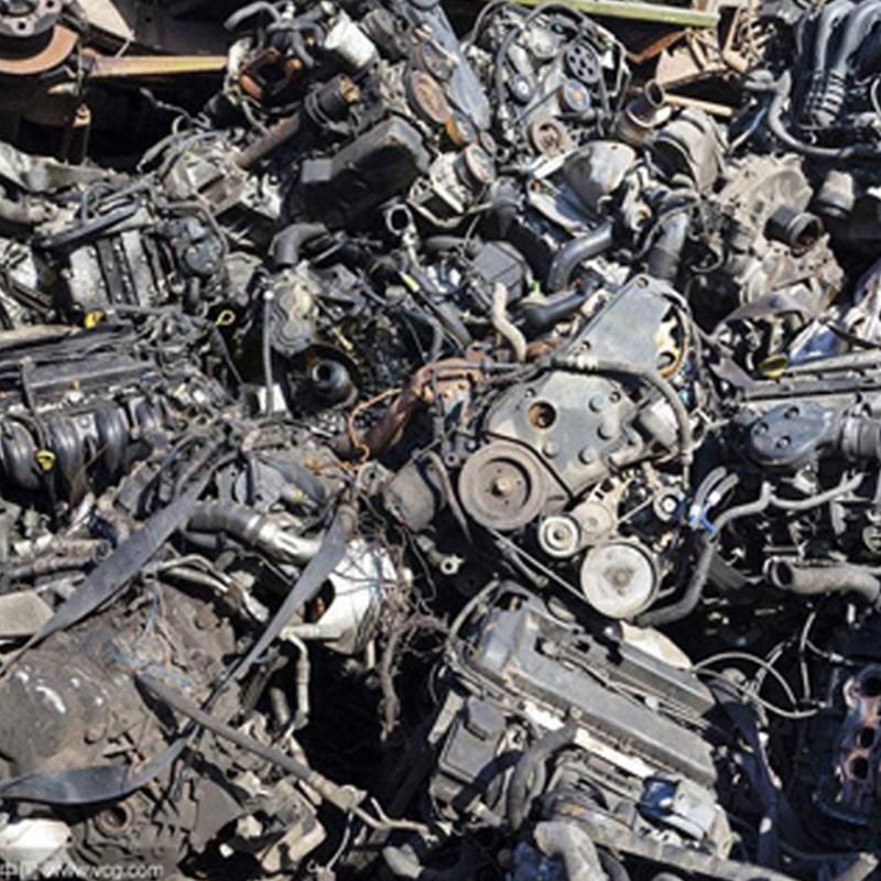 发动机回收